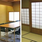 Japanese-style Room / Japanese-style Conference Room (may 20/12 na upuan)
